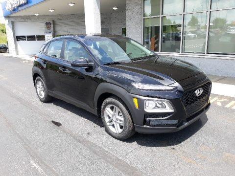 Ultra Black 2020 Hyundai Kona SE