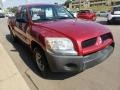 Mitsubishi Raider LS Extended Cab Lava Red photo #31