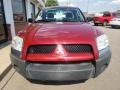 Mitsubishi Raider LS Extended Cab Lava Red photo #32