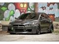 Mitsubishi Lancer Evolution MR Graphite Gray Pearl photo #1