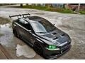 Mitsubishi Lancer Evolution MR Graphite Gray Pearl photo #3