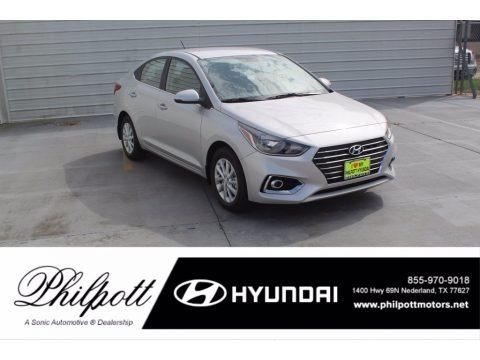 Olympus Silver 2020 Hyundai Accent SEL