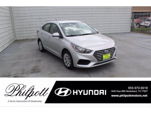 Olympus Silver 2020 Hyundai Accent SE
