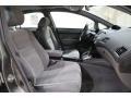 Honda Civic EX Sedan Galaxy Gray Metallic photo #13