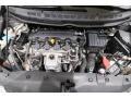Honda Civic EX Sedan Galaxy Gray Metallic photo #17