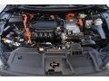 Honda Clarity Plug In Hybrid Modern Steel Metallic photo #11