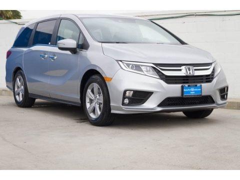 Lunar Silver Metallic 2020 Honda Odyssey EX-L