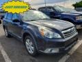Subaru Outback 2.5i Premium Graphite Gray Metallic photo #1