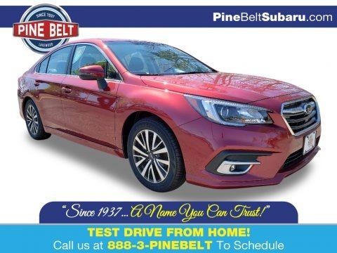 Crimson Red 2019 Subaru Legacy 2.5i Premium