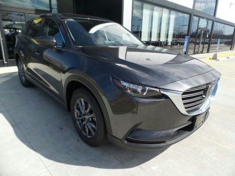 Machine Gray Metallic 2020 Mazda CX-9 Sport AWD