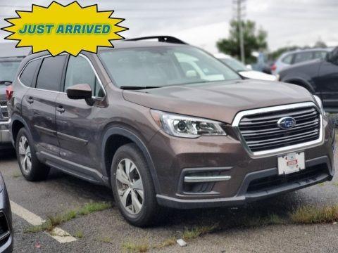 Cinnamon Brown Pearl 2019 Subaru Ascent Premium