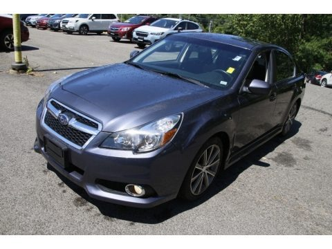 Carbide Gray Metallic 2014 Subaru Legacy 2.5i Sport