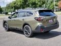 Subaru Outback Onyx Edition XT Autumn Green Metallic photo #6