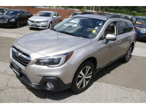 Magnetite Gray Metallic 2018 Subaru Outback 2.5i Limited