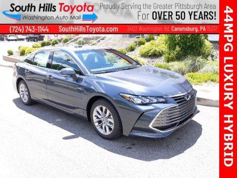 Harbor Gray Metallic 2020 Toyota Avalon Hybrid XLE