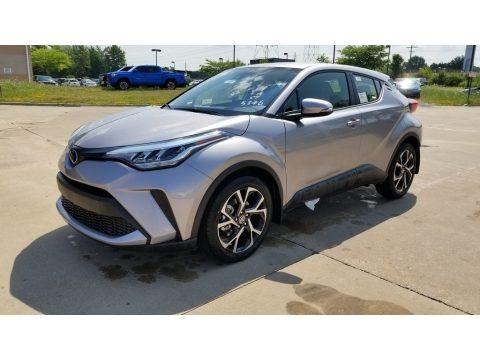 Silver Knockout Metallic 2020 Toyota C-HR XLE