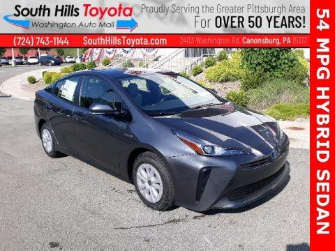 Magnetic Gray Metallic 2020 Toyota Prius LE
