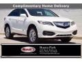 Acura RDX Technology White Diamond Pearl photo #1