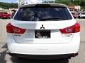 Mitsubishi Outlander Sport ES White photo #4