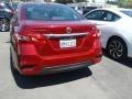 Nissan Sentra SV Red Alert photo #4