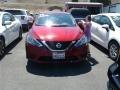 Nissan Sentra SV Red Alert photo #13