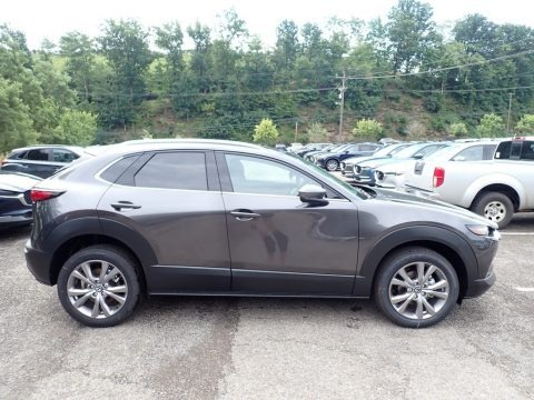 Machine Gray Metallic 2020 Mazda CX-30 Premium AWD