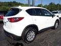 Mazda CX-5 Touring AWD Crystal White Pearl Mica photo #9