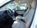 Mazda CX-5 Touring AWD Crystal White Pearl Mica photo #18