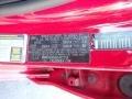 Kia Forte LX Sedan Crimson Red photo #15