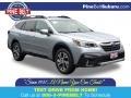 Subaru Outback 2.5i Limited Ice Silver Metallic photo #1