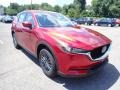 Mazda CX-5 Sport AWD Soul Red Crystal Metallic photo #3