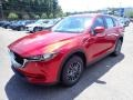 Mazda CX-5 Sport AWD Soul Red Crystal Metallic photo #5