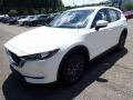 Mazda CX-5 Sport AWD Snowflake White Pearl photo #5