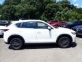 Mazda CX-5 Sport AWD Snowflake White Pearl photo #1