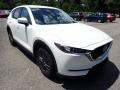 Mazda CX-5 Sport AWD Snowflake White Pearl photo #3