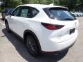Mazda CX-5 Sport AWD Snowflake White Pearl photo #6