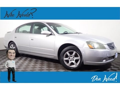 Code Red 2005 Nissan Altima 2.5 S