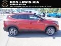 Kia Seltos S AWD Mars Orange photo #1