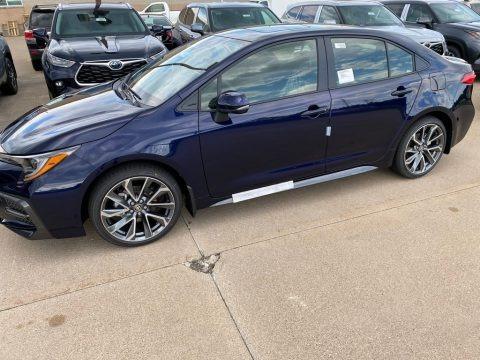 Blueprint 2021 Toyota Corolla SE