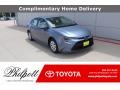 Toyota Corolla L Celestite Gray Metallic photo #1