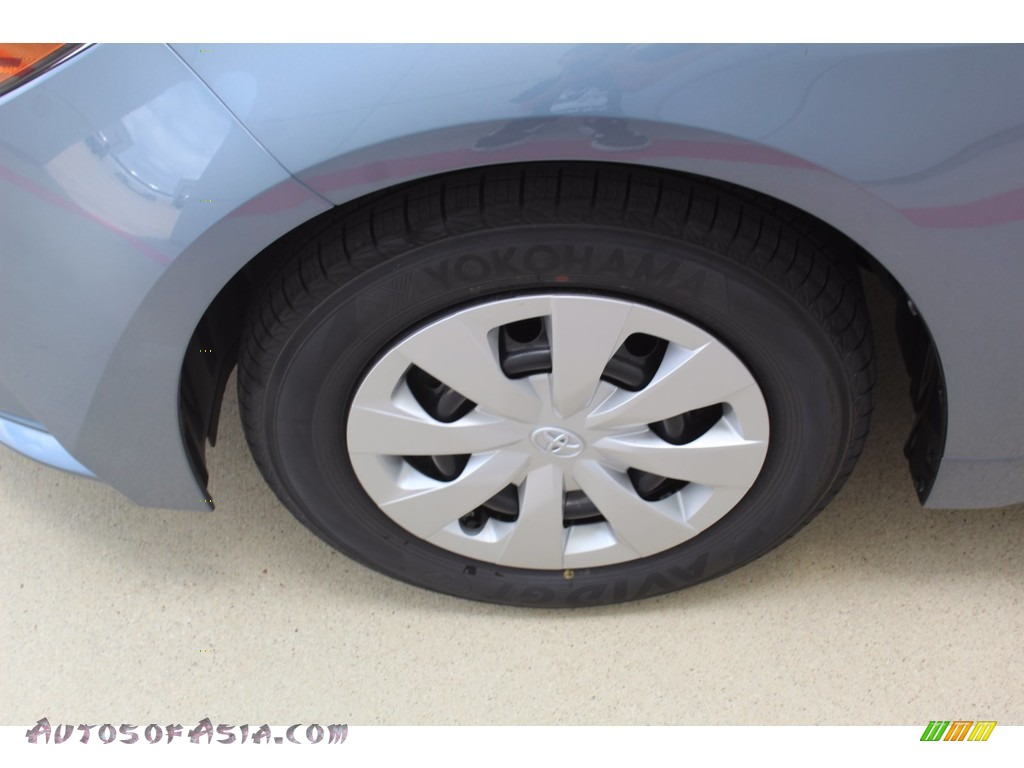 2021 Corolla L - Celestite Gray Metallic / Light Gray/Moonstone photo #5