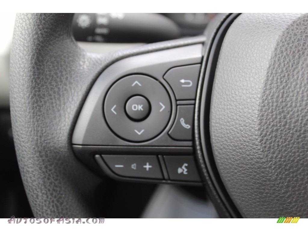 2021 Corolla L - Celestite Gray Metallic / Light Gray/Moonstone photo #11
