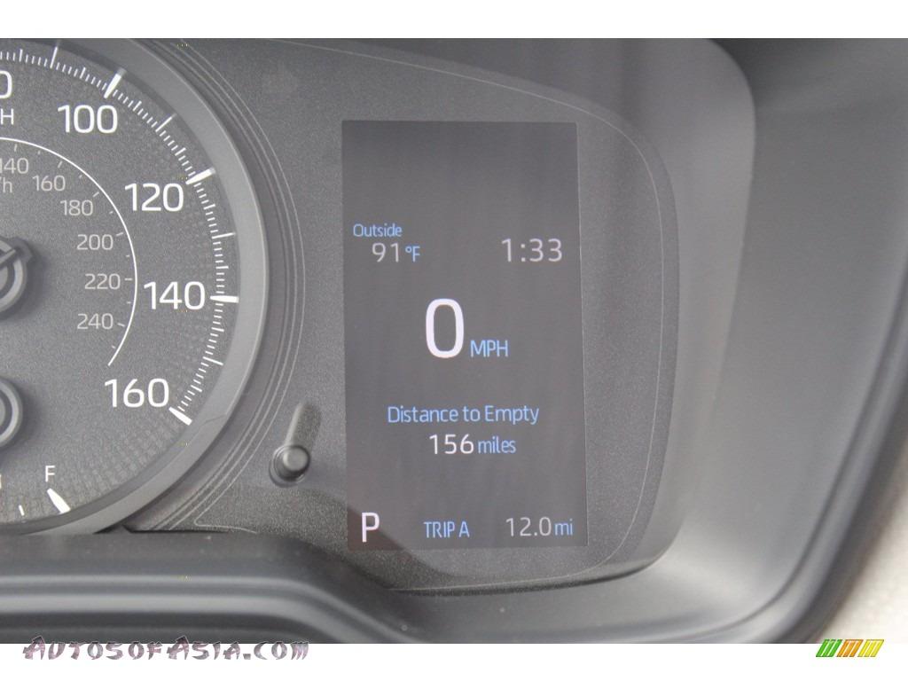 2021 Corolla L - Celestite Gray Metallic / Light Gray/Moonstone photo #14