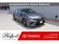 Toyota Camry SE Predawn Gray Mica photo #1
