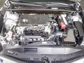 Toyota Camry LE Celestial Silver Metallic photo #6