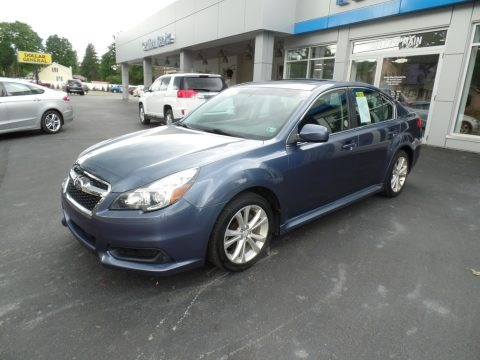 Twilight Blue Metallic 2014 Subaru Legacy 2.5i Premium