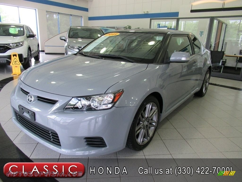 Cement Gray / Dark Charcoal Scion tC
