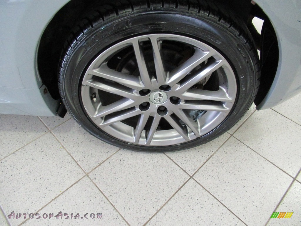2011 tC  - Cement Gray / Dark Charcoal photo #11