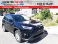 Toyota RAV4 XLE AWD Hybrid Midnight Black Metallic photo #1