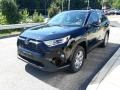 Toyota RAV4 XLE AWD Hybrid Midnight Black Metallic photo #23